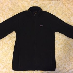 Patagonia Better Sweater black full zip - L